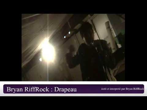 """Drapeau"" par Bryan RiffRock/(influance:acdc, nirvana, trust...)"
