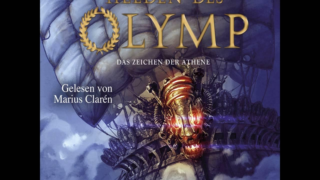 viele Stile beste Turnschuhe Promo-Codes Rick Riordan - Helden des Olymp - Das Zeichen der Athene