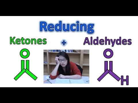 Reduction of Ketones and Aldehdyes Made Easy! - Organic Chemistry