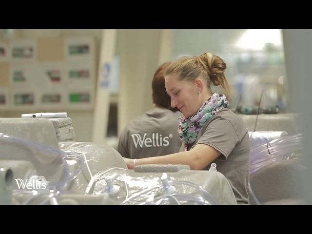 Wellis bedrijfsvideo 2017