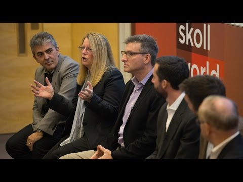 Tech Partnerships : Essential Impact Accelerators - 2015 Skoll World Forum