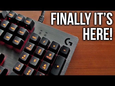 Logitech G413 Carbon Review The Best Gaming Companion Youtube