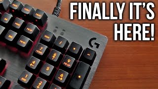 Logitech G413 Carbon Review - The Best Gaming Companion?