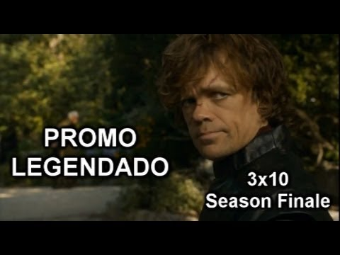 "Game of Thrones 3x10 Promo ""Mhysa"" (HD) Season Finale | Legendado"