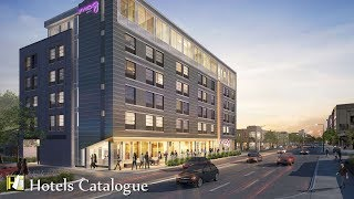 Moxy Minneapolis Uptown - Hotel Overview - Stylish European Hotels