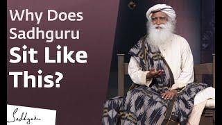 Your Posture Can Alter Your Mind - Sadhguru | sadhguru | sadhguru english | #sadhguruenglish
