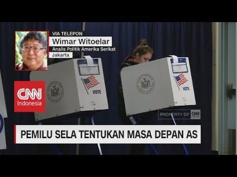 Pemilu Sela Tentukan Masa Depan AS
