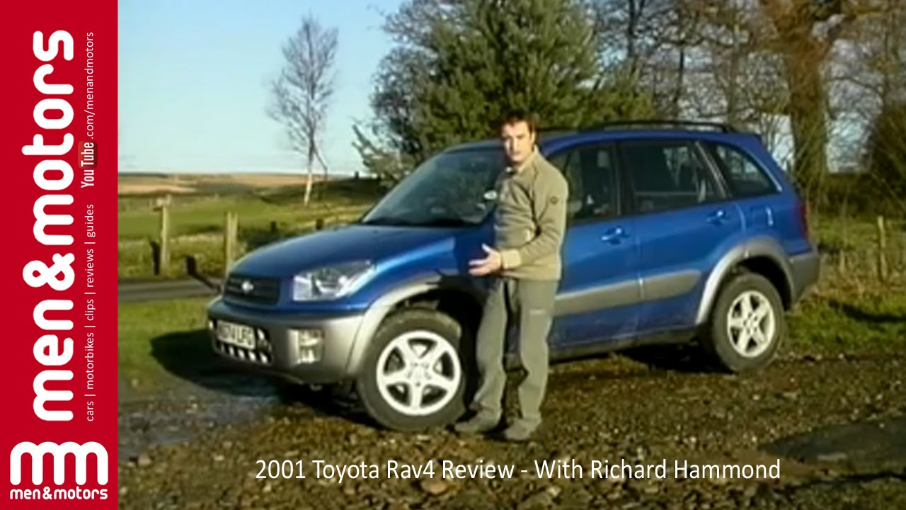 2001 Toyota Rav4 Review With Richard Hammond