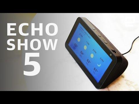amazon-echo-show-5-review:-an-alexa-display-with-alarm-clock-smarts