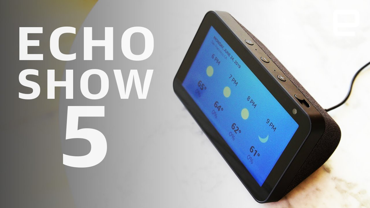 Amazon Echo Show 5 Review An Alexa Display With Alarm Clock
