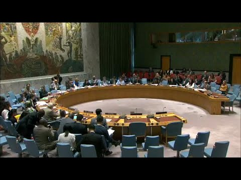 Iran Nuclear Deal Implementation - (Full Meeting) UN Security Council: Non-proliferation