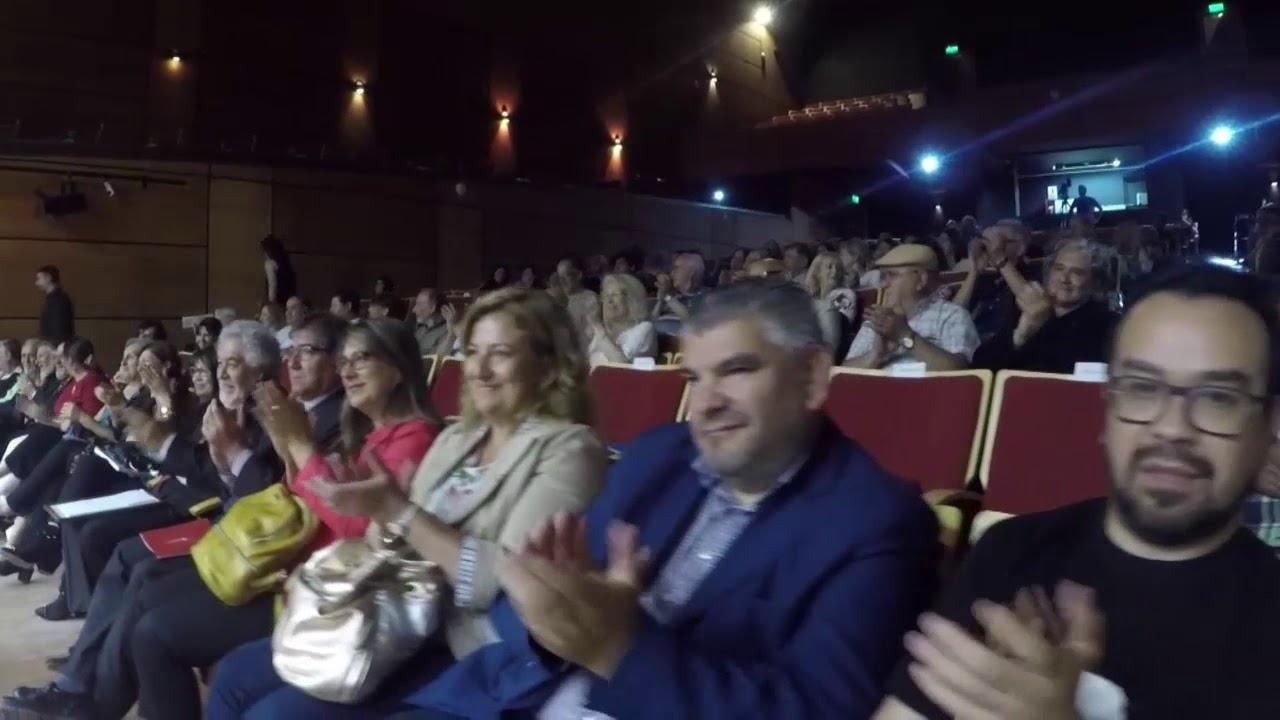 Tonada de Otoño en acto a Damián Sánchez Honor is Causa