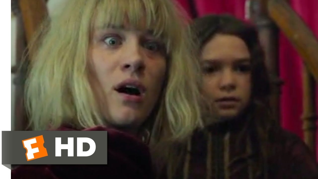 Download The Turning (2020) - Really Crazy Scene (10/10)   Movieclips