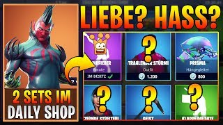 FLYTRAP! ❤️ Liebe oder Hass Skin heute im Fortnite Daily Shop