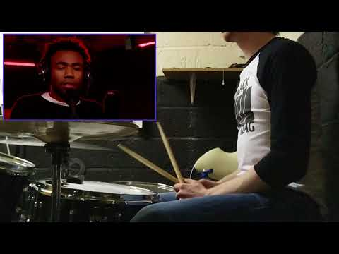 Childish Gambino - Shadows w/drums
