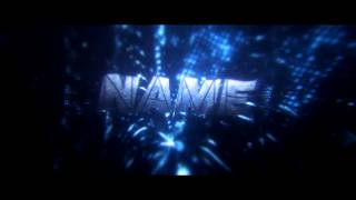 FREE Intro Template#6 | C4D & AE | By :MiKizฯ'