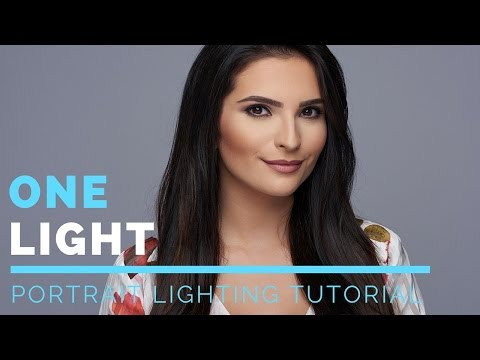 Download Youtube: Portrait Photography Lighting Tutorial | Portrait Photography Lighting Techniques with One Light!