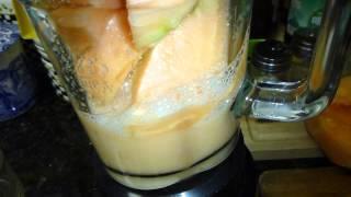 January 16 2015,,Cantaloupe juice drink,,