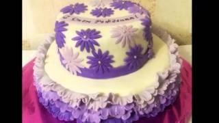 видео торт на заказ