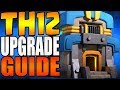 TH12 Upgrade Guide & Lab Guide PRIORITY LIST | Clash of Clans