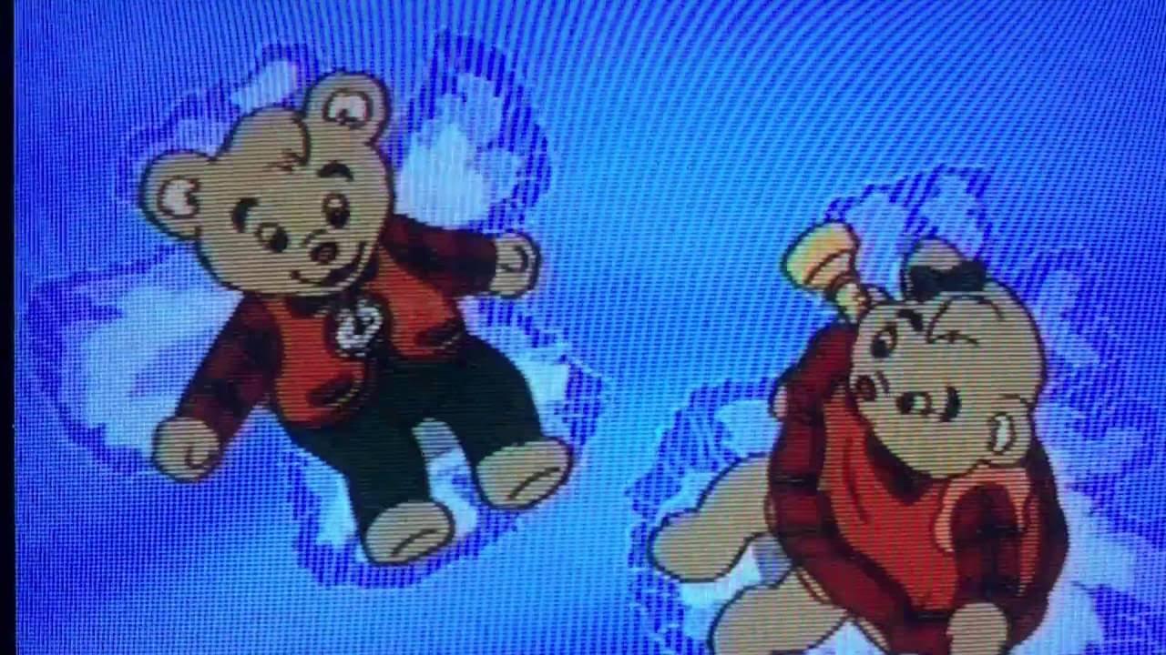 The Bears Who Saved Christmas.The Bears Who Saved Christmas Song