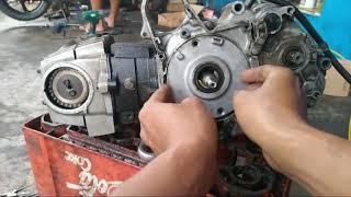 restorasi total grand ful mesin dan cat body