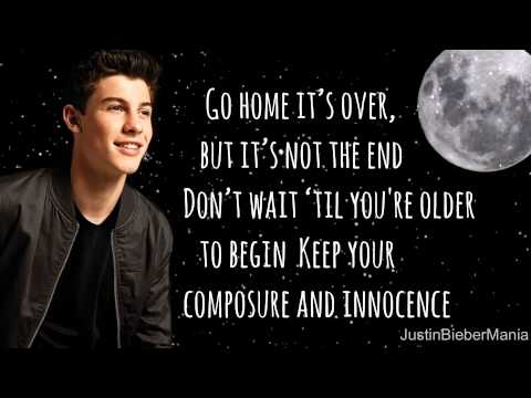 Shawn Mendes - One of those Nights (Lyrics)