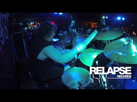 GENOCIDE PACT - Connor Donegan Live Drum Performance (Full Set)