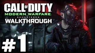 Прохождение Call of Duty 4: MW Remastered — Часть #1: ТРЕНИРОВКА / РАЗРЕШЕНИЕ НА ЛИКВИДАЦИЮ ЭКИПАЖА