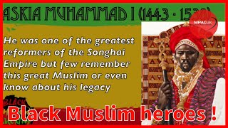 Black Muslim Heroes - Shaykh Usman dan Fodio