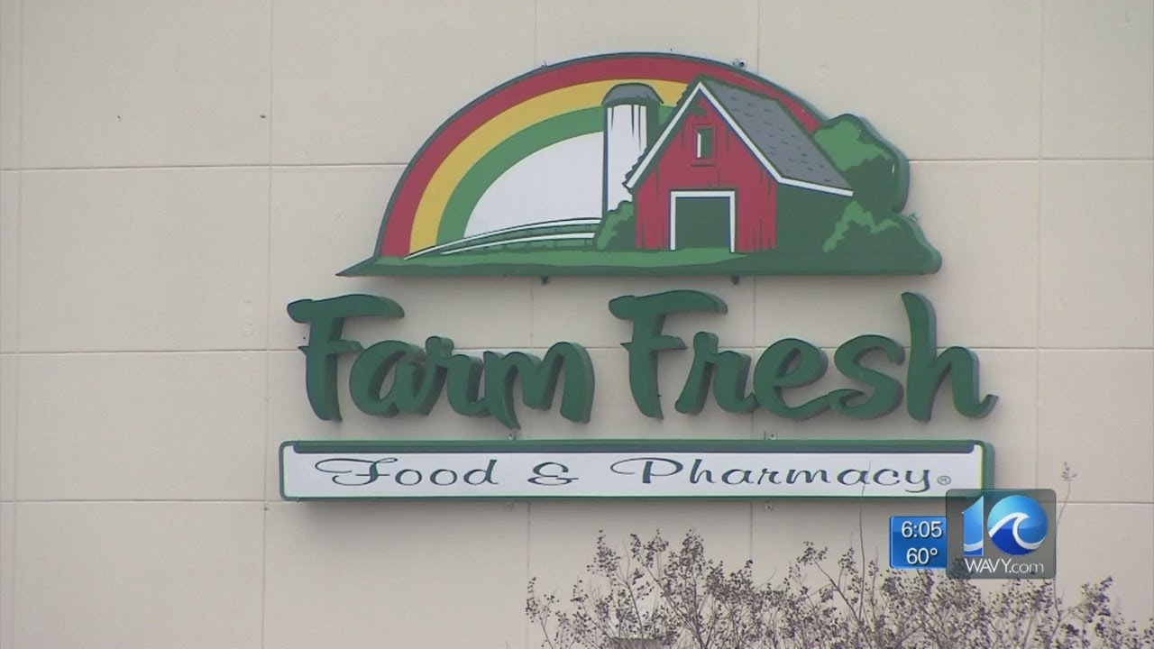 21 Farm Fresh Stores Bought By Kroger Food Lion Youtube