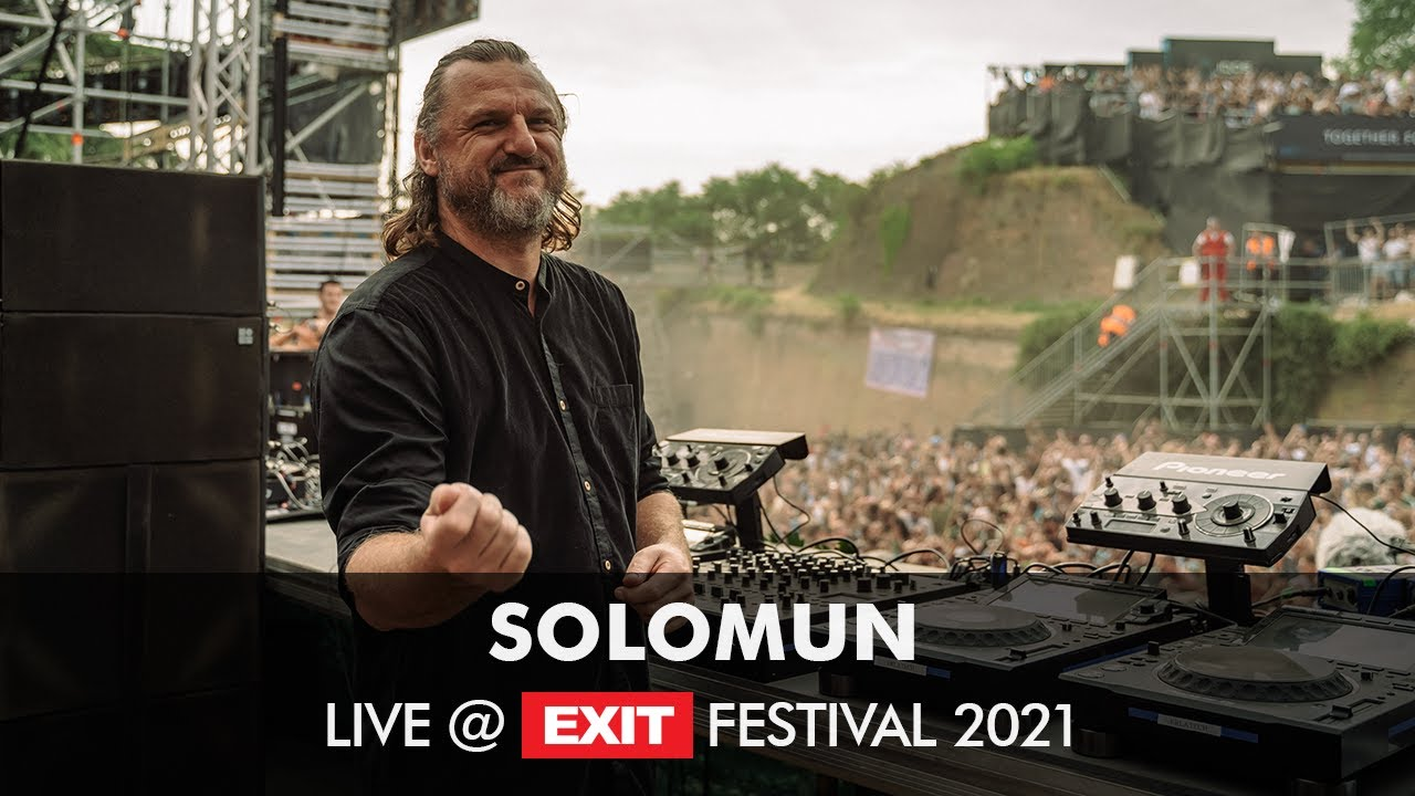 Download EXIT 2021 | Solomun @ mts Dance Arena FULL SHOW (HQ version)