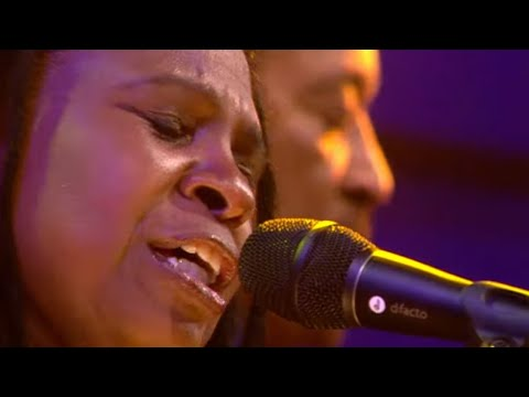 Ruthie Foster - Joy Comes Back (minuut)