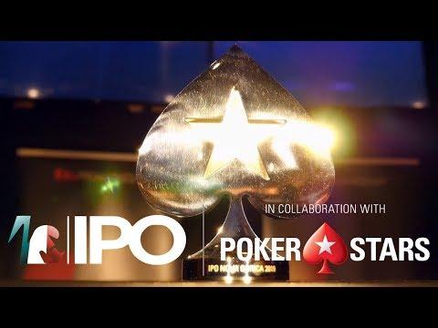 ✅ IPO Poker Stars Nova Gorica Ottobre 2019