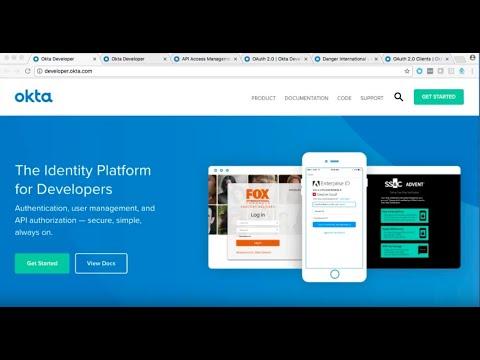 Okta Product Demos | API Access Management