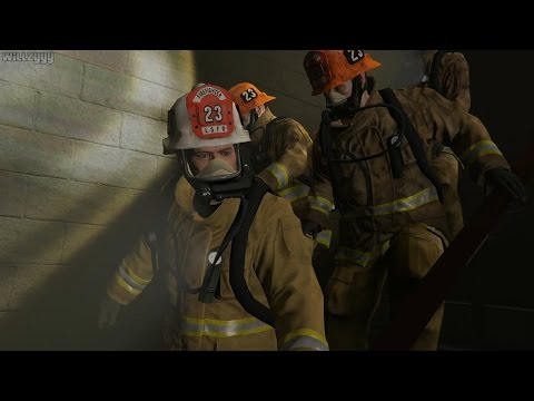 Gta 5 ps4 mission 37 i fought the law gold m for Bureau raid crew