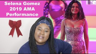 Download lagu Let's Address Selena Gomez's AMA Performance...