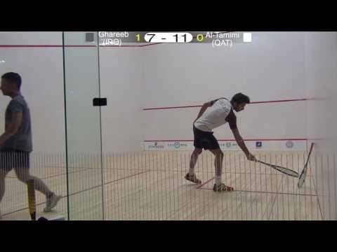 2016 Asian Team Championships-Men's QAT 1 vs. IRQ 1