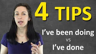 4 BIGGEST tips on Present Perfect Continuous – English Grammar Fix