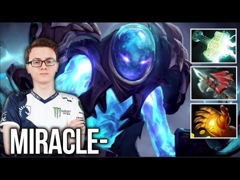 Miracle- 9k Arc Warden Easy Game 19k Networth Lead - Dota 2