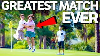 The GREATEST Golf Match in YouTube History!