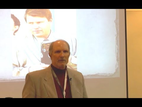 Private investigator Sam Brower speaks at CFFP Conference 2013