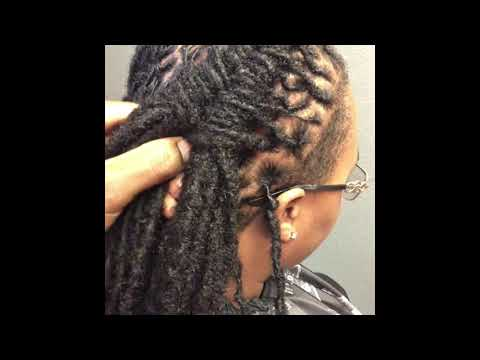 Purebelle Locs- Fishtail Braid On Locs