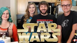 STAR WARS DAY PARTY RECIPES!