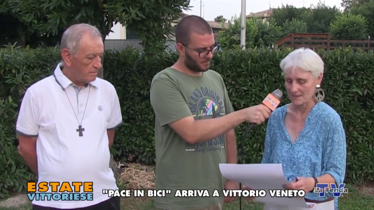 "Estate vittoriese - ""Pace in bici"""
