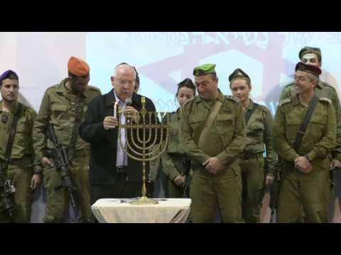 Happy Hanukka from the Jerusalem Post