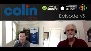 Colin Videos 43 - Paul Ross on the power of language to persuade, sell and transform.