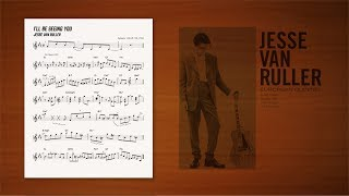 Jesse Van Ruller / I'll Be Seeing You Solo Transcription