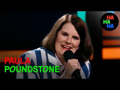 Paula Poundstone - Nuclear War will Bring back Folk Music