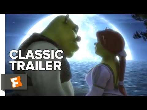 Shrek 2 (2004) Trailer #1 | Movieclips Classic Trailers